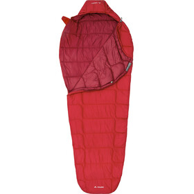 VAUDE Sioux 800 S Syn Sleeping Bag dark indian red